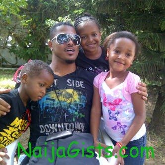 van vicker and kids