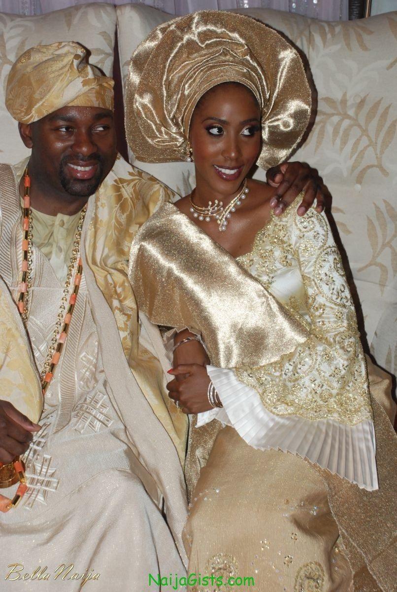 funke fowler and abi kuku traditional wedding