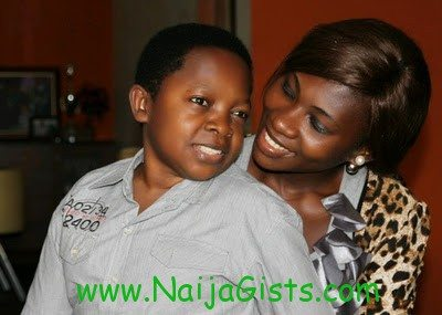 Aki and his wife Nneoma