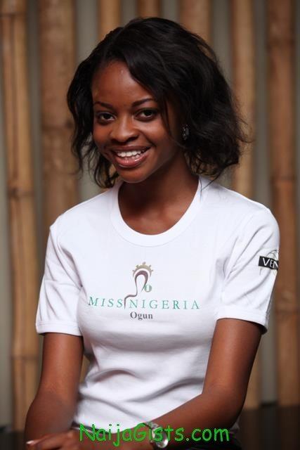 Miss Nigeria 2011 Winner Feyijimi Sodipo