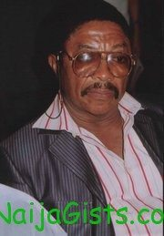 George Onah is dead