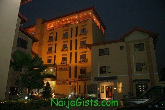 Kanu Nwankwo's The Hardley Apartments, Victoria Island, Lagos