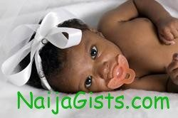 black baby WOMAN ARRESTED FOR STEALING A DAY OLD BABY