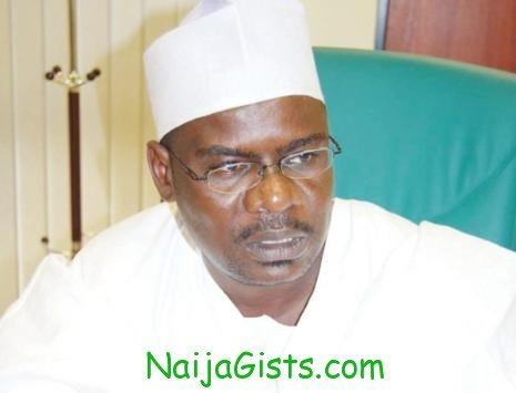 Boko haram sponsor Mohammed Ali Ndume