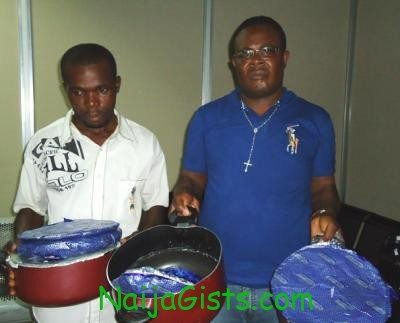 nigerians caught with heroin from india