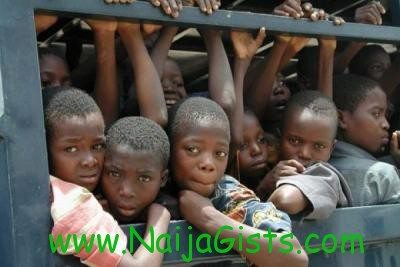 human trafficking nigeria