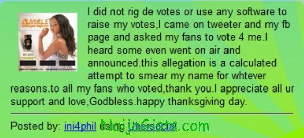 ini edo rigs vote