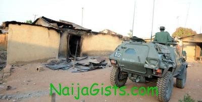 religious violence in jos