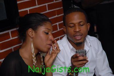naetoc c and girlfriend Nicole Chukwueke