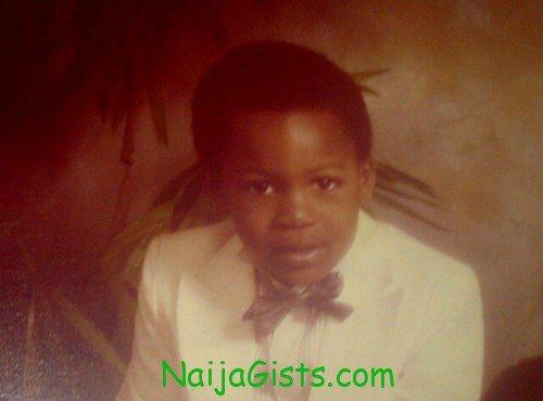 pastor chris oyakhilome childhood picture