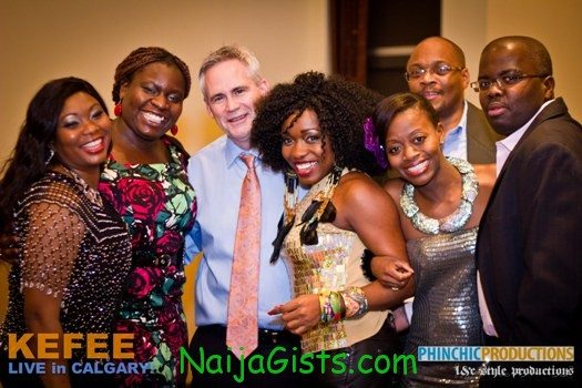 Kefee Live in Calgary photos