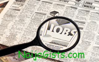 job vacancies in nigeria today