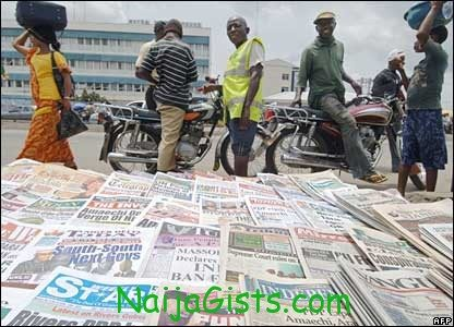 nigerian news headlines today