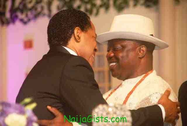 pastor chris oyakhilome birthday party and biography