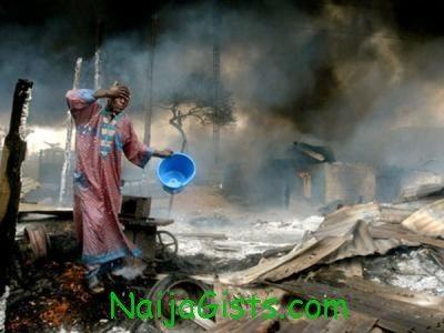 latest boko haram attacks in Nigeria