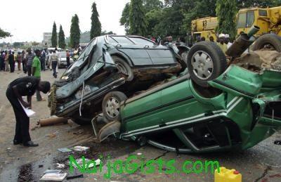 Nigerian Road Accident Statistics For 2011