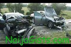 Benin-Agbor-Asaba dual carriage auto crash