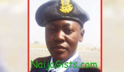 Blessing liman - first nigeria military female pilot
