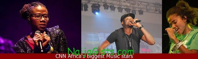 top 10 africa's biggest music star