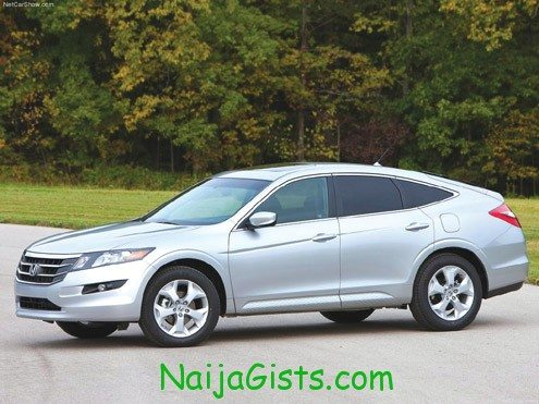 Honda accord crosstour nigeria