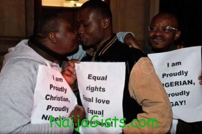 protest nigerian embassy new york anti gay bill