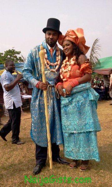 MumaGee Prince Eke Traditional Wedding