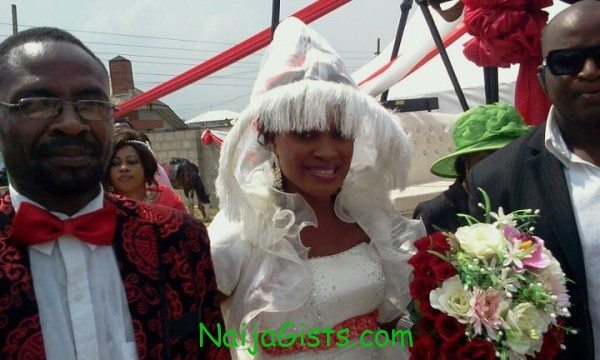 muma gee wedding picture