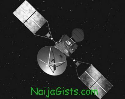 NIGCOMSAT 1R Satellite