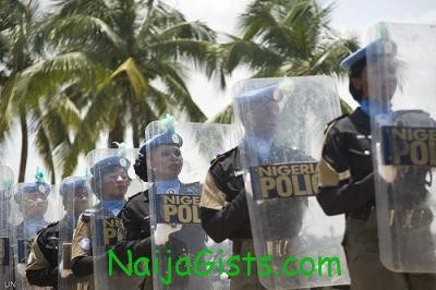 Nigeria Police Force Reform bill senate