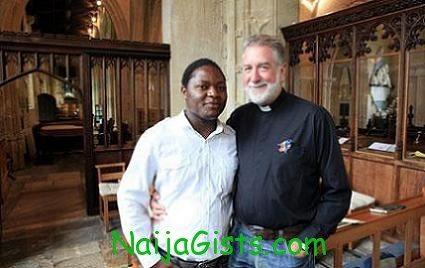 Rev Coward And Gaymate Bobby Egbele