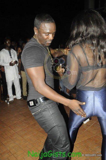 akon and tiwa savage