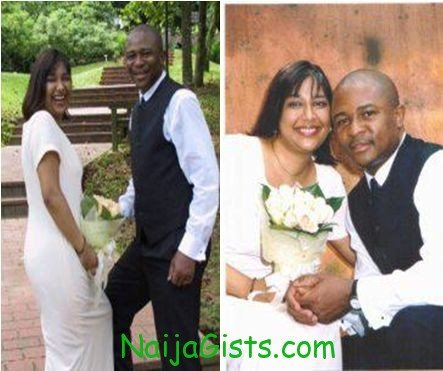 alex o and south african wife