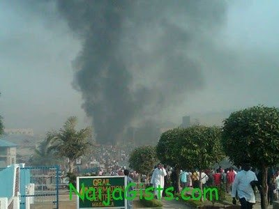 boko haram bomb catholic church niger state