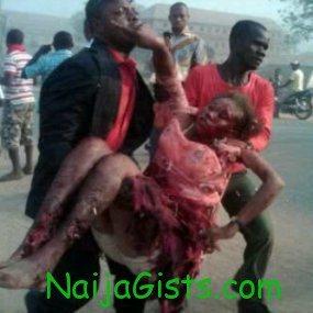 boko haram bomb blast in madalla suleja niger state
