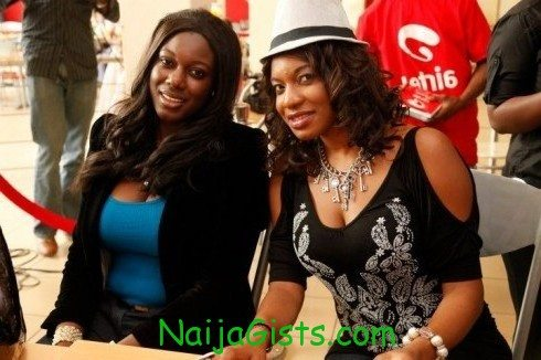 chika ike and younger sister