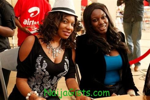 chika ike and younger ysister