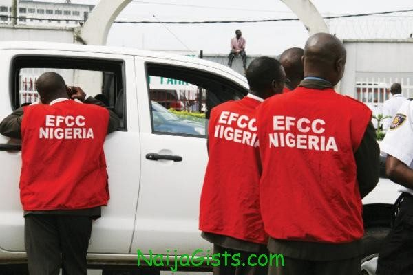 efcc official impregnates female detainee in cell