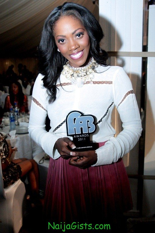 FAB AWARD WINNER 2011