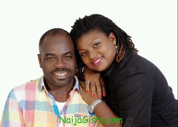 funso adeolu and wife