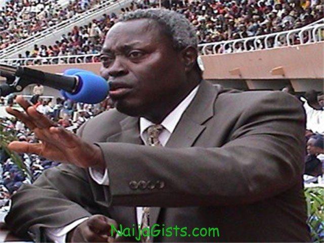 Nigeria needs more than prayer kumuyi