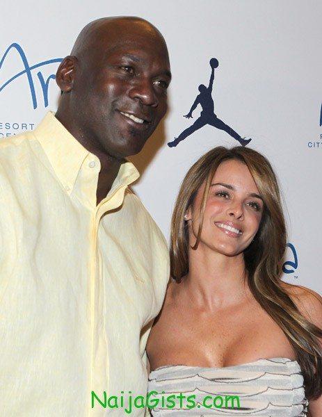 michael jordan new girlfriend