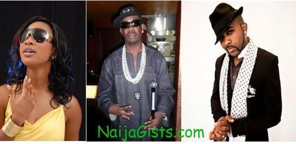 top 3 most active nigerian celebrities on twitter