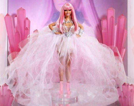 nicki minaj barbie doll toy sale