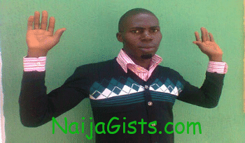 Nigerian man who committed suicide on facebook - Diano Ovie Richy