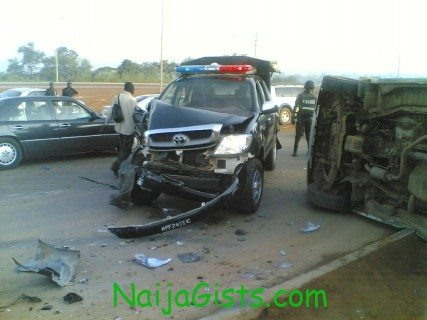 delta state governor convoy accident