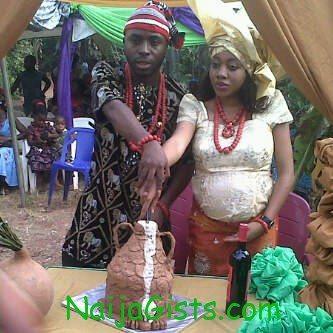 samklef traditional wedding pictures