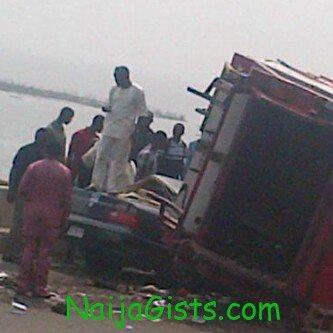 third mainland bridge auto accident