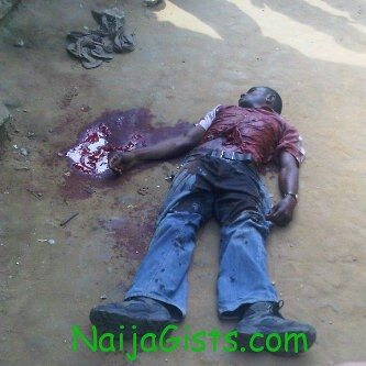 young man shot dead by port harcourt police