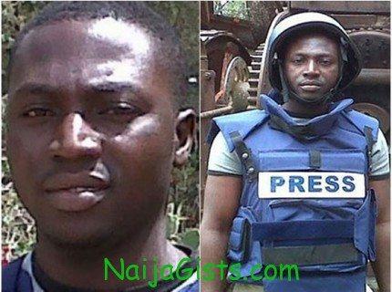 boko haram enenche_akogwu-channel tv reporter killed