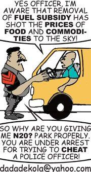 funny nigeria cartoon and jokes